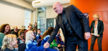 Meet & Greet met André Kuipers